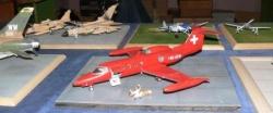 Learjet d'évacuation sanitaire
