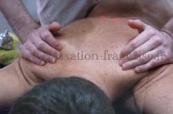 Décontraction des épaules