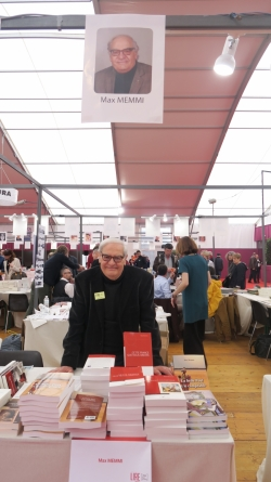 Salon du livre de Limoges 2017