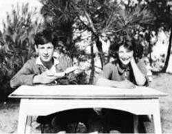 Simone Weil et son frère