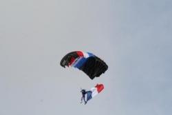 L'équipe de France militaire de parachutisme