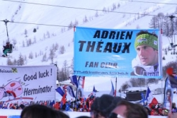 Le fan club d'Adrien Théaux