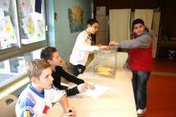 Conseil municipal des enfants de Sentheim