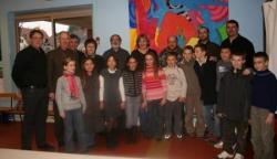 Le conseil municipal des enfants de Sentheim