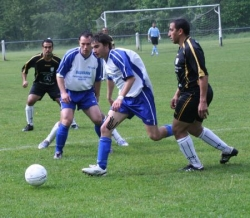 Foot - Lauw - Olympique Mulhouse
