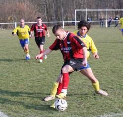 Mickael Scheubel assure devant Daniel Kempf