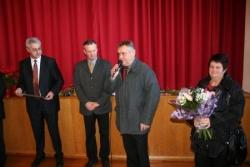 Médaille de Jeunesse et Sports pour André Bindler