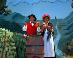 Le Santa Show, chantre de la culture régionale
