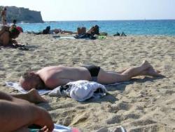 Repos après le chantier Corse