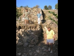 Chantier vacances Corse