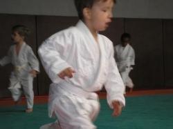 Petit judoka
