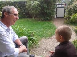 Conciliabules entre Arthur & Jdi-mon-Papa