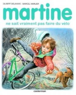 Ce jour terrible où Martine grandit trop vite
