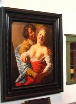 maison de Rembrandt - exposition Jan Lievens (1607
