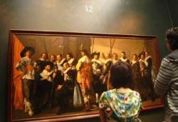 Franz Hals - la compagnie du capitaine Renier Reae
