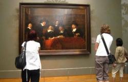 Rembrandt - les syndics des drapiers - Riskjmuseum