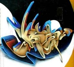 Graphisme - ex usine Job -novembre 2003