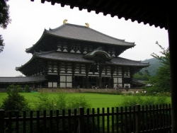 Le Todaiji, Nara