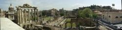 Panorama du forum