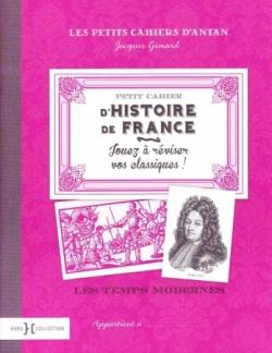 Petit Cahier d'Histoire de France (2/2)