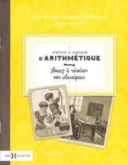 Petit Cahier d'Arithmétique