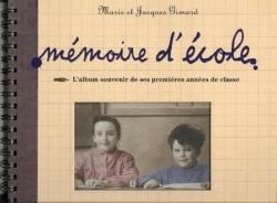 Album Mémoire d'école (sept. 2003)
