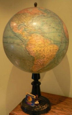 Mon globe