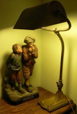 Ma lampe de bureau