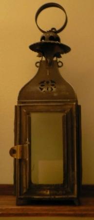 Ma vieille lanterne
