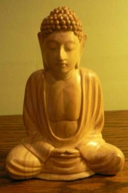 Mon bouddha