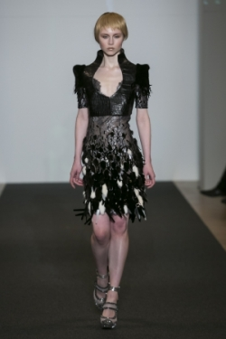 ON AURA TOUT VU Couture spring-summer 2016 JET LAG