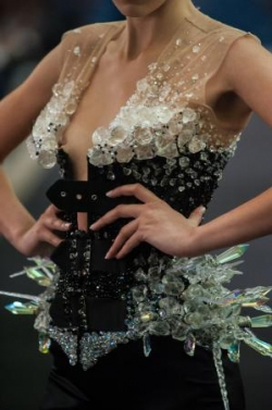 ON AURA TOUT VU FASHION SHOW COUTURE AW 2014 H2o