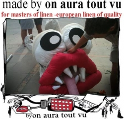 monster by on aura tout vu couture