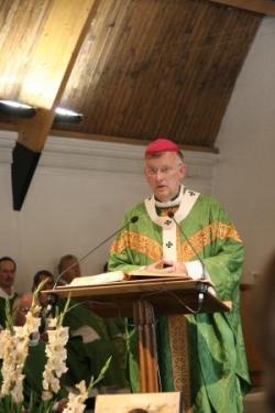 Mgr Roland Minnerath, archevêque de Dijon