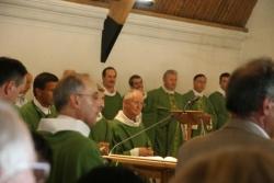 Prêtres du diocèse et de la Congrégation