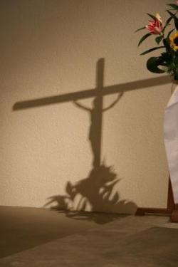 Le Christ dans le choeur