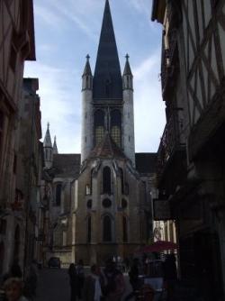 chevet de l'église Notre-Dame