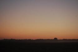 7h : le jour se lève