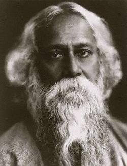 Rabîndranâth Tagore (1861-1941, Nobel de Littératu