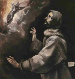 Saint François d'Assise (1182-1226)