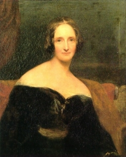 Mary Godwin Shelley (1797-1851)