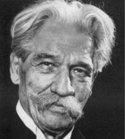 Albert Schweitzer (1875-1965, Nobel de la paix 195