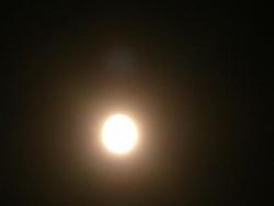 la lune lave les yeux