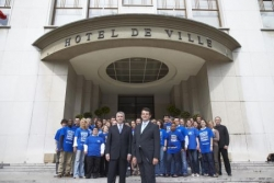 Législatives avec P-C Baguet et Thierry Solère