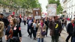 Manifestaion du 17 mai 2016