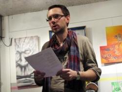 Guillaume Riou à la Revue Orale du 3 octobre 2012