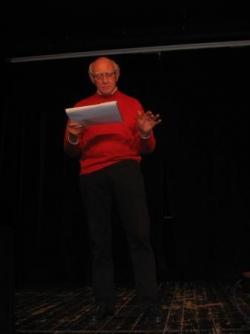 Jacques Grouselle au théâtre de l'Echange