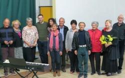 Printemps des poètes 2017, à Cornier
