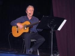 Hervé Porcellini chante les poètes du CPR