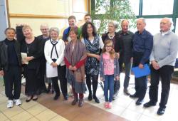 Printemps des poètes 2015 à Cornier